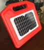 Het zonne Elektrische Stimuleringsmiddel van de Omheining, Controlemechanisme, Lader, Energiser