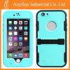 Caso hermético al polvo a prueba de choques impermeable de Snowproof para el iPhone 6 4.7 pulgadas