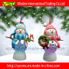 Pupazzo di neve Decoration del LED Light per Christmas Tree Craft