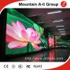Le meilleur écran visuel d'intérieur de vente P10 de LED avec la fonction visuelle