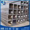 Estructura de edificio, tubo cuadrado soldado galvanizado en venta, China