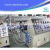 Máquina de la protuberancia del tubo del PE del tubo de agua