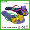 Design 새로운 Jelly Bow PVC Slipper와 Sandals (RW21381B)