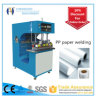 Saldatrice ad alta frequenza per la saldatura di carta sintetica dei pp con il Ce approvato