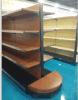 Metall Goods Shelving für Kettenläden
