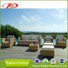Nuovo sofà del rattan della mobilia di Hom del rattan impostato (DH-8630)