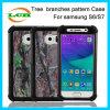 Caisse mobile antichoc d'armure de camouflage pour Samsung S7