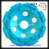 다이아몬드 Cup Shape Grinding Wheel Polishing Concrete와 Floor