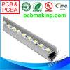 PWB para o módulo do tubo PCBA do diodo emissor de luz, placa baixa de alumínio para SMD 298LEDs