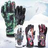 Luvas ao ar livre do esqui do esporte fresco impermeável Heated profissional da neve
