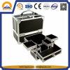 Casella cosmetica di bellezza di Caldo-Vendita con il blocco per grafici di alluminio (HB-1203)
