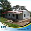 Chalet de acero del edificio por la solución prefabricada de la casa