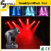 15r Spot Beam Wash 3in1 Movinghead voor Stage (hl-330SW)