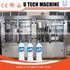 3 monobloques automáticos en 1 embotelladora del agua pura (6000BPH)