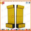 Sola estantería perforada echada a un lado modificada para requisitos particulares fábrica del supermercado (Zhs240)