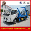 소형 3-5m3 Swing Arm Garbage Truck