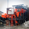 100t Mobile Stone Jaw Crushing Plant