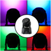 1 Mini LED Moving Head Light에 대하여 싼 7PCS 10W RGBW 4