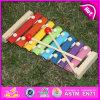 Piano di legno di colpo di vendita calda 2015, giocattolo di legno del piano, giocattolo di legno del piano di colpo, piano di legno W07c040 dello strumento