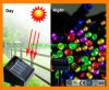 Party를 위한 22m 200LED 3 Color Christmas Light를 방수 처리하십시오