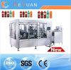 La machine de remplissage carbonatée automatique de boissons/a carbonaté des boissons faisant la machine