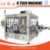 Máquina de etiquetas giratória automática do frasco da embalagem do derretimento de OPP