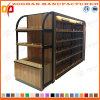 Новая подгонянная полка магазина розничной торговли супермаркета деревянная (Zhs172)