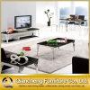 Tabella pranzante di marmo della mobilia domestica all'ingrosso