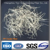 Fibra dos PP do preço da alta qualidade a melhor Aço-Fio-Como fibras cruas do Polypropylene da fibra