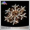 Lumière imperméable à l'eau de motif de flocon de neige des lumières de Noël de fournisseur de la Chine DEL