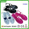 Señora barata al por mayor Sandals (RW26203A) del PVC de la suposición de China