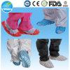 Защитная Nonwoven устранимая крышка ботинка, крышка ботинка PP/CPE для медицинской