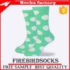 Heißer Verkaufs-glückliche bunte Socken kundenspezifisch
