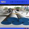 ASTM A312 904L Edelstahl-Rohr für chemische Industrie &Oil Gas-transportierende Zeile