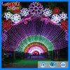 Lanterna variopinta del portello dell'arco della decorazione della strumentazione del parco di divertimenti