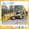 Chargeur d'excavatrice du chargeur Lgb877 Chine de pelle rétro de Sdlg B877 à vendre