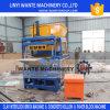 Máquina grande do bloco da argila da capacidade Wt4-10/fatura de tijolo para a venda