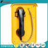 Телефон системы внутренней связи непредвиденный телефонов Knsp-10 ГЛОТОЧКА подземный без кнопочной панели для моих