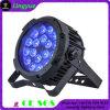 RGBWA+UV IP65 imprägniern NENNWERT LED 18 x 18 der im Freien LED NENNWERT 64