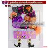 Украшение тесемки знака яркия блеска спайдера ведьмы Halloween Waeath (H8131)