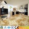 La venta caliente pulió el azulejo de suelo de cerámica esmaltado 16X16 (663501)