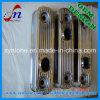Di alluminio il coperchio dell'attuatore della pressofusione con l'azzurro verniciato