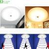 luces de la lámpara del techo del sensor de movimiento de 8W LED PIR