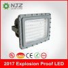 LED-explosionssicheres Licht 2017 mit UL844 C1. D1 Lecexapproved 80With100With150W