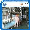 Hochwertige doppelte Schrauben-nasser Typ Fisch-Zufuhr-Extruder-Maschinen-Zeile