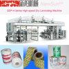 Máquina de laminação a seco de filme de alta velocidade Qdf-a Series
