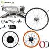 kit eléctrico de la conversión de la rueda de bicicleta de 36V 500W con el portador trasero