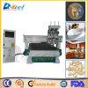 3-Обрабатывать гравировальный станок 1325 вырезывания CNC маршрутизатора CNC для мебели