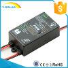 le contrôleur solaire IP67 de la charge 5A-12V imperméabilisent et le contrôle léger 5A-12V