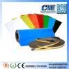 Rodillo auto-adhesivo reescribible de Whiteboard de la tarjeta de la raya magnética